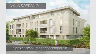 Building Residence for sale in Luxembourg-Belair - Ref. 4584736