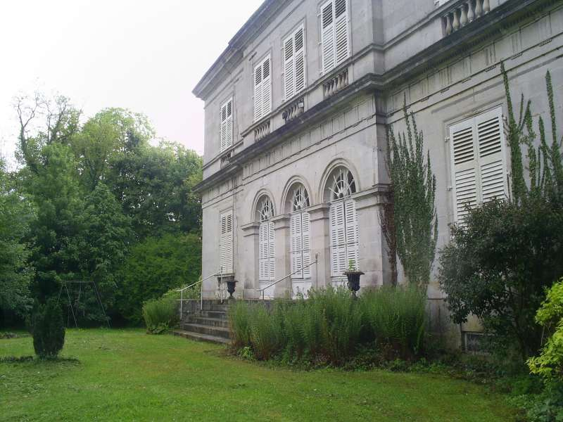 Velaine immo for Plan maison de maitre