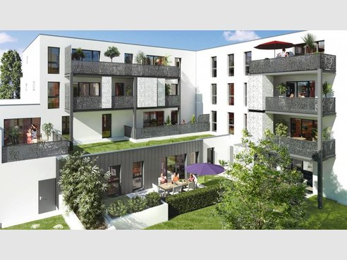 Neuf appartement f3 carquefou loire atlantique r f for Appartement f3 neuf