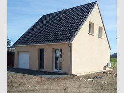 Maison individuelle à louer F6 à Xertigny - Réf. 4612577