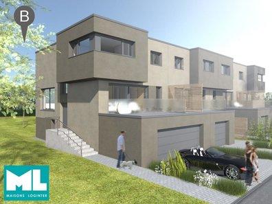 Maison jumelée à vendre 3 Chambres à Luxembourg-Gasperich - Réf. 4731347