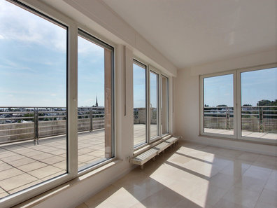 Penthouse for rent 4 bedrooms in Luxembourg-Belair - Ref. 4726739