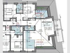 Penthouse à vendre 2 Chambres à Luxembourg-Muhlenbach - Réf. 4661540