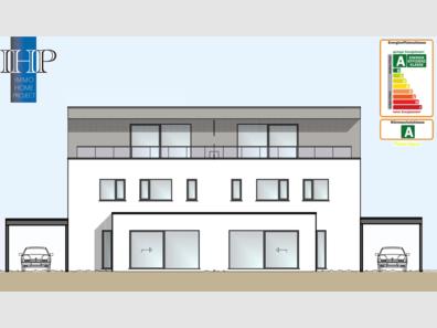Maison jumelée à vendre 4 Chambres à Strassen - Réf. 4214676