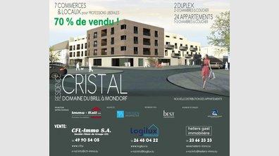 Résidence à vendre à Mondorf-Les-Bains - Réf. 3374629