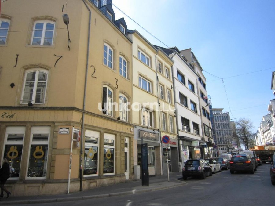 Appartement 1 chambre louer luxembourg centre ville for Chambre a louer luxembourg