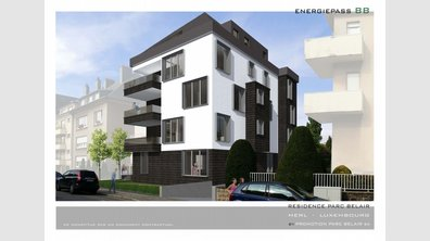 Building Residence for sale in Luxembourg-Centre ville - Ref. 4036710