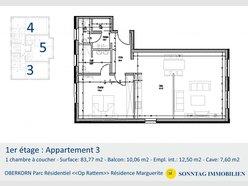 Appartement à vendre 1 Chambre à Oberkorn - Réf. 4627574