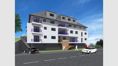 Building Residence for sale in Luxembourg-Muhlenbach - Ref. 4236982