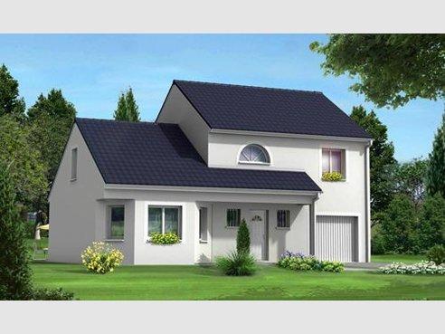 Mod le de maison sonate construire en lorraine r f for Modele de maison a construire