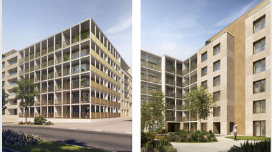 Building Residence for sale in Luxembourg - Ref. 1675479