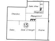 Appartement à vendre F3 à Wissembourg - Réf. 4402921