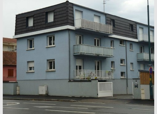 Vente appartement f4 mulhouse haut rhin r f 4954986 for Appartement atypique mulhouse