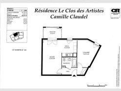 Appartement à louer F2 à Strasbourg - Réf. 4140730
