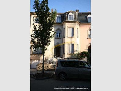 Maison de maître à vendre 5 Chambres à Luxembourg-Centre ville - Réf. 4817882