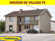 Maison à louer F5 à Nançois-sur-Ornain - Réf. 4782460