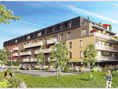 Neuf appartement f2 valenciennes nord r f 3925389 for Appartement f2 neuf