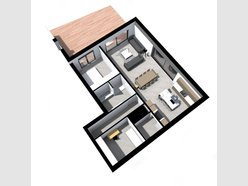 Appartement à vendre 2 Chambres à Wiltz - Réf. 4290750