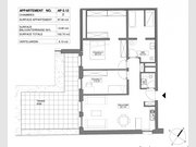 Apartment for sale 2 bedrooms in Luxembourg-Cessange - Ref. 4685054