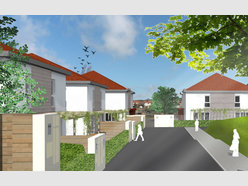Neuf maison mitoyenne F5 à Faulquemont , Moselle - Réf. 4328783