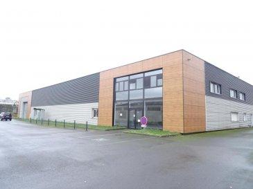 ----------------   TEL  06.150.144.36------------ FLORANGE : A louer local commercial d'une surface de 1 500 m² avec 200 m² de bureaux  LOYER : 7 500 euros hors TVA DEPOT DE GARANTIE : 15 000 euros hors TVA  Ref agence :2283946