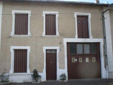 Maison Montfaucon-d'Argonne