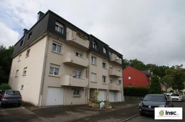 Très beau studio sis à Dudelange dans une rue calme <br><br>+/-35m2<br><br>Hall d'entrée - salon - cuisine ouverte - balcon - salle de douche - emplacement extérieur <br><br>Actuellement loué<br />Ref agence :1212765