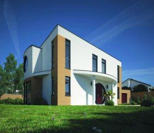 Energiespar-Haus Hannover  Wohnfläche: 247m²  Hausgröße:  11,60m  x  11,60m    WICHTIG: Das abgebildete Haus ist ein Planungsbeispiel. Abweichungen können sich ergeben