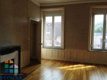 Appartement Saint-Dié-des-Vosges