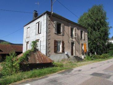 Maison de village Vecoux
