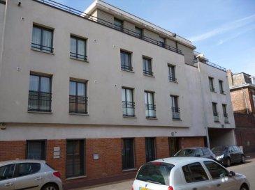 TOURCOING Blanc Seau T3 neuf . Appartement Type 3 neuf dans résidence sécurisée, tout confort, beau séjour, cuisine équipée, salle de bain, disposant également d\'un balcon et d\'un garage. On pose ses meubles !