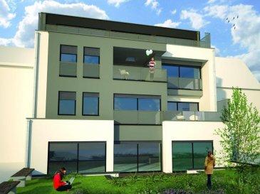 Dans une petite résidence en plein centre de Bettembourg, 3 unités de logements de 106 m2 à 179 m2. l'appartement se compose comme suit: hall d'entrée, wc séparé, séjour, salle à manger et cuisine avec 40,65 m2 donnant vers terrasse de 41 m2 suivi d'un jardin privatif de 200 m2. 3 chambres à coucher et salle de bain. la résidence est fournie clé en main avec peinture et emplacement intérieur inclus dans le prix. plan et documentation sur demande. NOUS DISPOSONS D'AUTRES BIENS SUR BETTEMBOURG ET REGION, CONTACTER NOUS.
