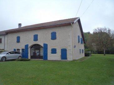 Maison La Chapelle-aux-Bois