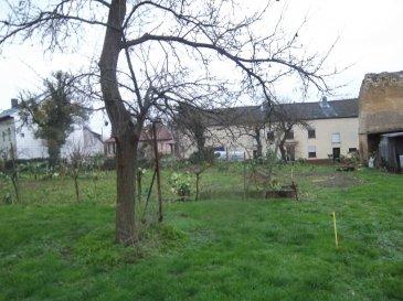 Terrain à bâtir de 5,53ares (Lot 4) à vendre dans le village d'Altwies, commune de Mondorf-les-Bains.  Terrain pour construction d'une maison jumelée.