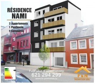 Bureau situé au rdc. dans une nouvelle résidence à louer, 850€/mois