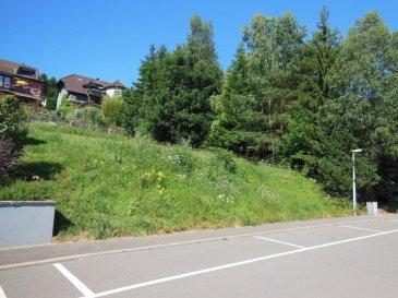 Terrain à bâtir pour construction d'une maison unifamiliale libre des 4 côtés à Ettelbruck. Situation calme, vendu avec ou sans contrat de construction. surface du terain: 6,87a Ref agence :ICL 861427