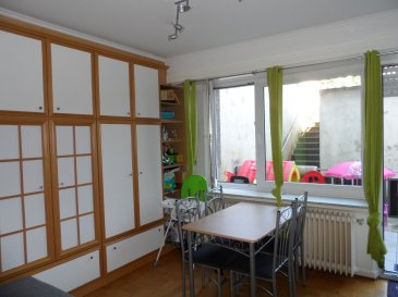 SemiFurnished studio on ground floor, with  shower , separate kitchen, entrance, terrace and garden.