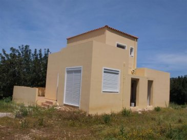 Location: CRETE/Agios Vassilis Price: € 149,900 Land Size: 1,500 m² Building Size: 90 m² Bedrooms: 2/3 Bathrooms: 2  Agios Vassilis is just a few minutes by car from Almerida. This large plot is shared between 4 properties - each detached house will have 1,500m2 of land, and has beautiful views of the White Mountains.  All 4 properties are currently available. They are in the process of being finished - there is also the possibility of selling them as they are, if the new owner would like to finish them personally.  At this stage, the new owner is able to choose their own tiles, wood etc. according to their wishes.  Each house has large balconies and sheltered covered areas, 2 or 3 bedrooms, 2 bathrooms, plus kitchen & living room.  These properties are ideal either as a holiday home or for all year round living. The environment is very peaceful and green, and is ideally located close to Almerida and all amenities.  Features:  - White aluminium shutters - Solar panels - Wardrobes in bedrooms - Room for swimming pool - Fully fitted kitchen excluding white goods - Fully fitted bathrooms - Underfloor pipes for future central heating