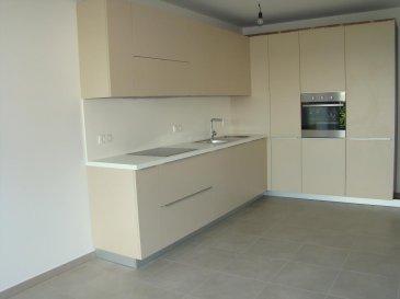 ** Première location **<br>Bel appartement lumineux  2 chambres à coucher sis au 1.étage d'une nouvelle petite résidence à basse consommation d'énérgie (AAA)<br><br>L'appartement se compose comme suit:<br>-  1 Hall d'entrée avec Placard-vestiaire<br>-  Grand Séjour avec cuisine moderne équipée et accès sur terrasse plein Sud (vue sur zone verte (8.20 m²)<br>-  2 chambres à coucher<br>-  1 Salle de bains avec baignoire et double lavabo<br>-  1 WC séparé<br>-  1 Cave privative<br>-  1 Buanderie commune<br>-   Local vélo et poussettes. <br>-  2 Emplacements-parking (1 intérieur et 1 extérieur)<br>-  Appartement entièrement équipé en luminaires<br><br>Idéallement situé car proche de toutes commodités: Proche de l'autoroute A4, 10 minutes de Luxembourg-ville et d'Esch-sur-Alzette, Site Belval (Uni Lux), arrêt de bus devant la porte pour la Ville et pour Esch (toutes les 15 minutes), !! crèche et école primaire/maison relais vis-à-vis !!<br><br>**Disponible de suite **<br><br>Detail de location:<br>=============<br>Loyer:                        1.175  €<br>Charges:                       150  €<br>Garantie locative:       2.350  €  (2 mois de loyer)<br>Frais d'agence:          1.374  €   (1 mois de loyer +17% Tva)<br><br><br><br><br />Ref agence :1722502