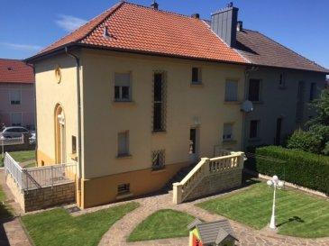Maison de maître Audun-le-Tiche