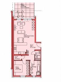 NEUBAUPROJEKT IN HEFFINGEN !!!  Bau von 4 Wohnungen mit je 8 moderne, altersgerechte Wohnungen und einer Tiefgarage.  12 Wohnungen von 70.m2 -120.m2, 1-2.bedrooms.  Die Wohnungen sind alle von einer rollstuhlgerechte Aufzugssystem oder einem separaten Kellertreppe erreichbar und verfügen über geräumige Balkone / Terrassen. Modern, Energiesparende Wärmepumpe-Technologie sorgt eine Fußbodenheizung für angenehme Wärme, während eine kontrollierte Wohnungslüftung sorgt für konstante Frischluftzufuhr.  Im Keller zu den Wohnungen gehören, gibt es Keller und Waschküche Zimmer und einen separaten Sammelgebiet.  Das Parken ist im Preis inbegriffen.  TVA 3%  Für weitere Details und Informationen kontaktieren Sie bitte unsere Agentur.  ****  NEW CONSTRUCTION PROJECT IN HEFFINGEN !!!  Construction of 4 residences, each with 8 modern, age-appropriate apartments and an underground garage.  12 apartments available from 70.m2 -120.m2, 1-2.bedrooms.   The apartments are all easily accessible from a wheelchair-accessible elevator system or a separate basement staircase and feature spacious balconies / terraces. Modern, energy efficient heat pump technology ensures a heated floor for pleasant warmth, while a controlled domestic ventilation system provides constant fresh air.  In the basement belonging to the apartments there are cellar and laundry rooms and a separate waste collection area.   The parking is included in the price.  VTA 3%  For further details and information please contact our agency.