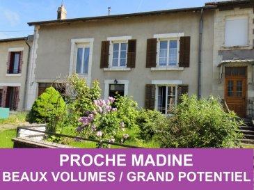 Maison Vigneulles-lès-Hattonchâtel