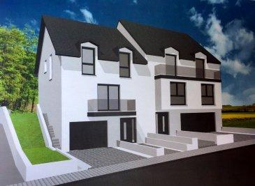 *** VENDU ***   NOUVEAUTÉ - Appartement futur construction, à Sanem, d'une surface habitable 89,33m2, comprenant:  - Living 32,78 m2, avec accès sur la terrasse de 8,73m2 et au jardin privatif, - Salle à manger, - Cuisine ouverte - 1 Salle de bain, - 2 chambres - 1 wc séparée - Débarras - 1 cave, - Local poubelles  - Buanderie   - Grand garage pour 2 voitures et 1 emplacement voiture devant la maison au prix de 30'000.-€   Construction de haute qualité incluant triple vitrage, chauffage au sol, volet électrique...!  Les plans et cahier de charge sur simple demande!  Description de la situation : La maison se situe à proximité de toutes les commodités (bus, commerces, écoles, etc)  Pour tout complément d'information, n'hésitez pas à nous contactez par téléphone au 691 40 77 88, Nous sommes également disponibles pour organiser les visites le samedi !  Nous sommes, en permanence, à la recherche de nouveaux biens à vendre (des appartements, des maisons et des terrains à bâtir) pour nos clients acquéreurs. N'hésitez pas à nous contacter si vous souhaitez vendre ou échanger votre bien, nous vous ferons une estimation gratuitement.