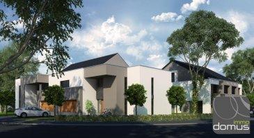 Actuellement en cours de construction 4 maisons au Senningerberg \