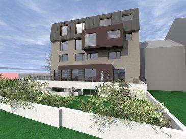 FIS Immo vous présente un bel appartement (n°03) neuf situé au rez-de-chaussée. L'appartement comprend un living avec accès sur terrasse de 24.84 m2, et jardin privatif, une cuisine ouverte sur living, 2 chambres à coucher, une salle de bains, un WC séparé, une cave. Possibilité d'acquérir un emplacement intérieur au prix de 25.000.- ? Prix TVA 3%