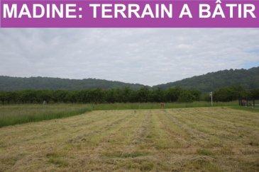 Terrain Heudicourt-sous-les-Côtes
