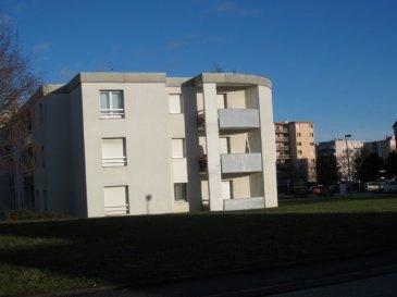 F4 de 78m², 2 balcons, 1 cave 127452 € DPE D Pas de frais d'agence DOMIAL 03 88 21 18 93