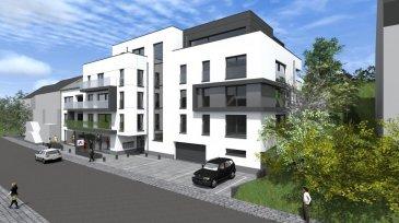 RÉSIDENCE VIVIANE - EN CONSTRUCTION  Appartement 5 de 102,42 m2, 1er étage Libre de 3 côtés Terrasse de 40 m2,