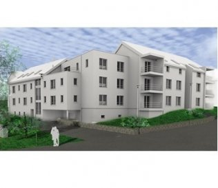 Future construction d'une résidence