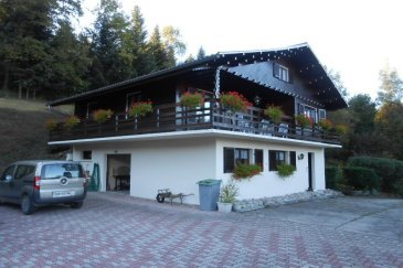 Chalet Anould